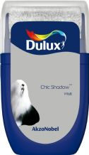 Dulux Chic Shadow emulsion tester